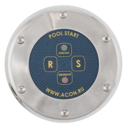 Aquastart кнопка