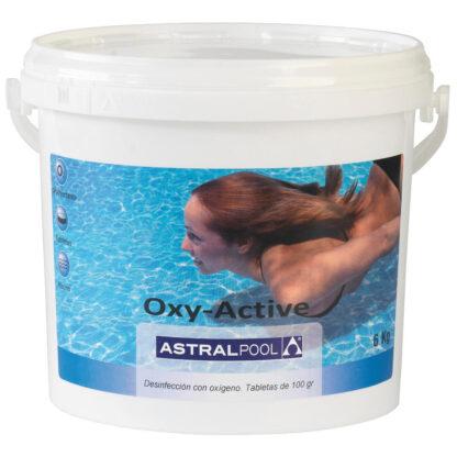 Astralpool Активный кислород табл. 100г