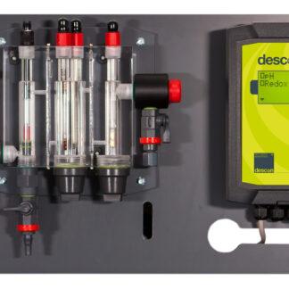 Descon-trol R pro select Cl/pH/t без датчика уровня