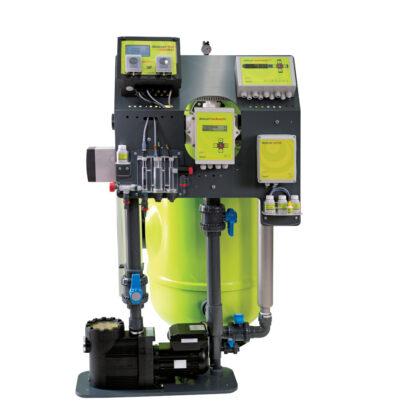 |Модульная cистема комплексной обработки воды Descon Watercare Complete на сайте компании Kobas