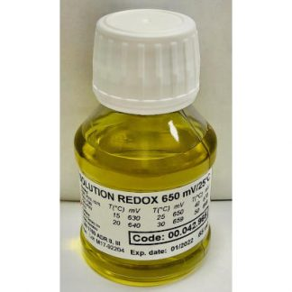 Калибровочный раствор для редокс электрода 650 mV