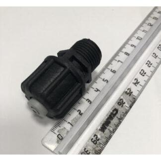 """Клапан впрыска для трубки 6/4 мм с подсоеденинием 1/2"""""""