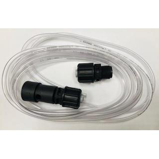 комплект клапанов забора/подачи для насосов (трубка дозировочная 2 м, клапан впрыска, клапан забора)